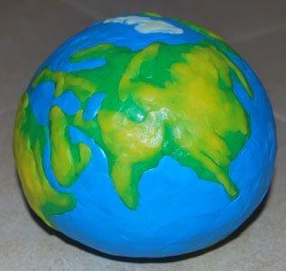 Сделать глобус своими руками
