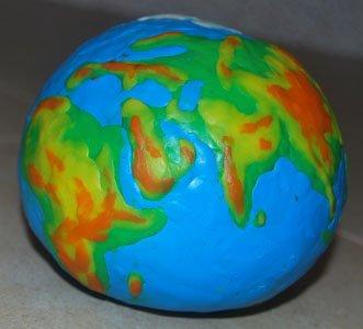 Земля своими руками из фото