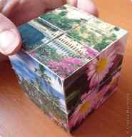 Как сделать куб йошимото схема