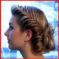 Плетение кос на себе пошаговое фото