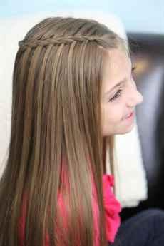 Ютуб видео мастер класс по плетению кос инструкция #14