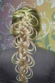 Как заплетать французскую косу