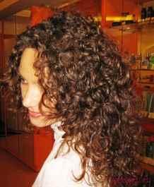 Карвинг волос в домашних условиях пошаговая