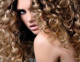Прическа локоны на длинные волосы