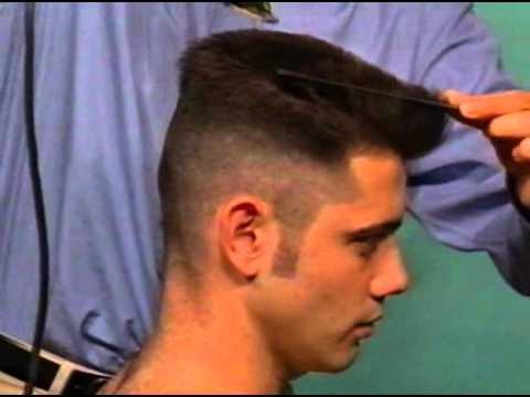 Мужские укладки на средние волосы