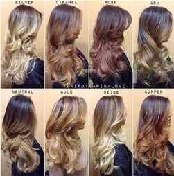 Освежить цвет волос