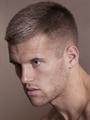 модельная мужская стрижка короткая фото