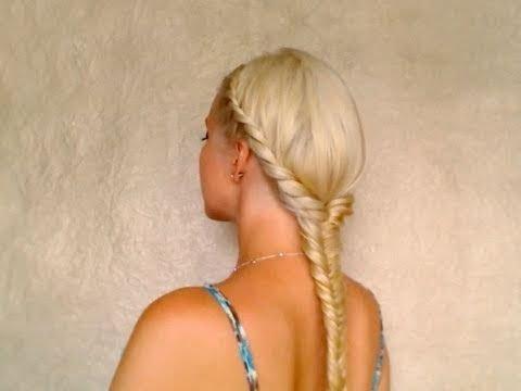 Косички на тонкие волосы стильные варианты на каждый день и для праздника
