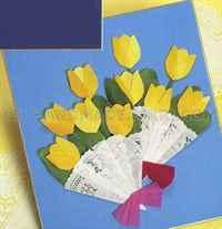 Как сделать розу из салфеток своими руками поэтапно фото для начинающих 52