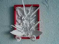 Мастер класс объемные цветы из бумаги на стену своими руками фото 85