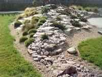 Каменная горка пошаговое фото
