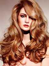 Медно коричневый цвет волос краска