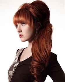 Сделать красивые объемные волосы