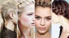 Самые красивые причёски для девочек собственными руками. Фото №5