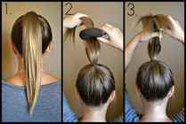 Прически волосы спираль