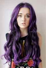 В какой цвет можно покрасить мелированные волосы - f94