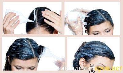Как перекрасить тёмные волосы в более светлый оттенок? 31