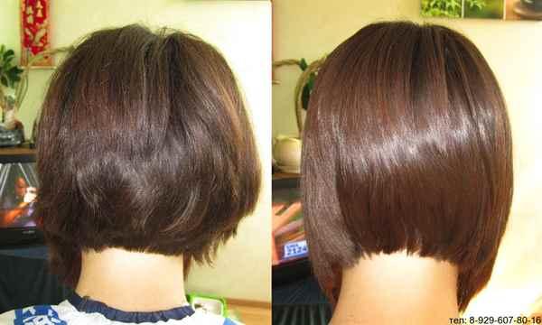 Кератиновое выпрямления волос в домашних условиях что нужно