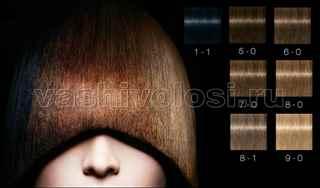 Рыжий цвет волос  краски для рыжих оттенков  Hair colour
