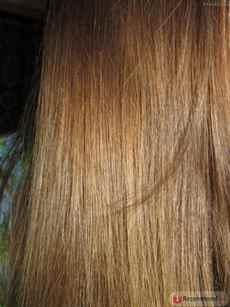 Ламинирование волос народное средство