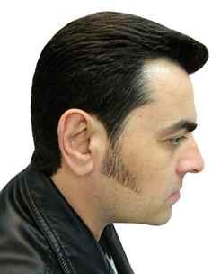 фото стрижка итальянка мужская