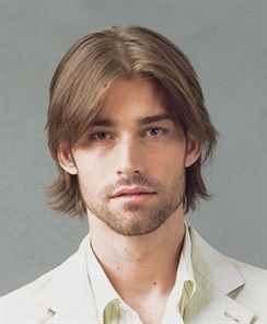 Стрижки мужские с длинными волосами на