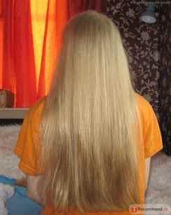 на какие волосы наносят маски из желтка