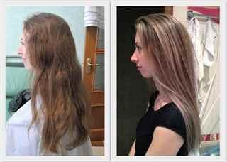 Как сделать свои волосы светлыми 695