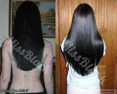 Маска для светлых волос укрепляющая