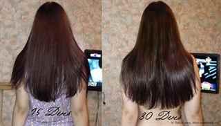 Масло кедра при росте волос