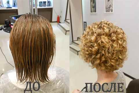 Покрашенные волосы венеры - 8