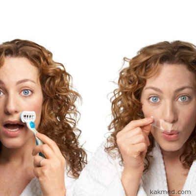эпиляция над губой отзывы