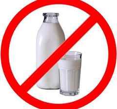 Меню без молочных продуктов для кормящей мамы