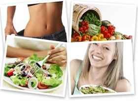 Диеты для сброса веса
