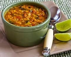 простые рецепты супа из чечевицы