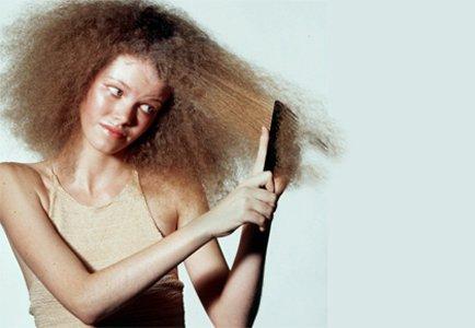 Как сделать что бы не магнитились волосы в домашних условиях