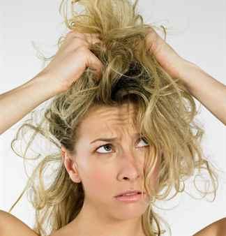 Спутанных волос ломких лечение и