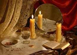 Гадания в домашних условиях: простые способы гадания на картах и свечах на любовь и любимого