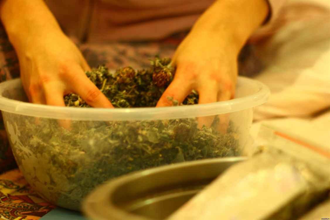 Лечение камня желчного пузыря в домашних условиях народными средствами