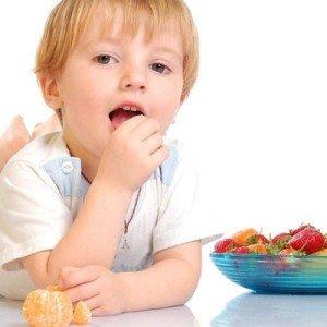 Гипоаллергенная диета для детей 3 лет