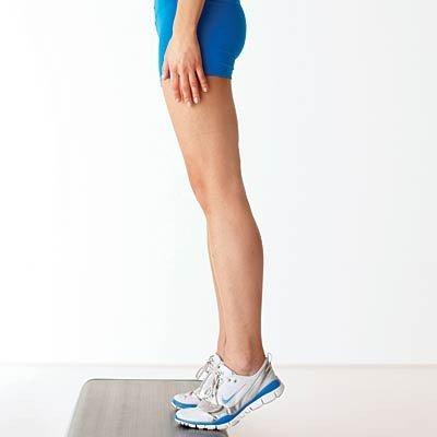 Как поправиться в ногах девушке быстро: упражнения и полезные советы