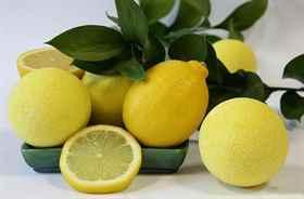 Что содержится в лимоне