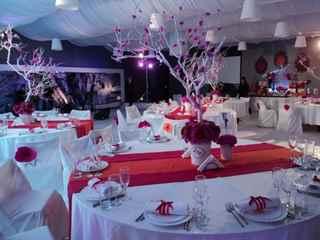 какую акцию можно провести по декору свадьбы