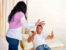 Муж ревнует беременную жену 135