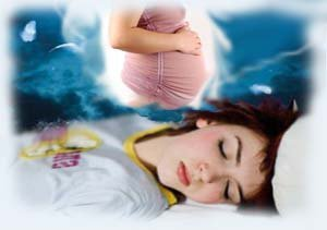 Что означает когда снится беременная женщина 44