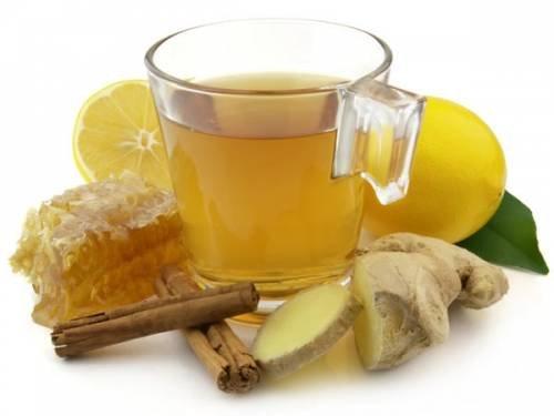 чай с имбирем и мятой для похудения