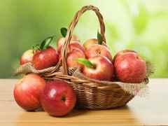 на яблоки столе чему к спелые снятся