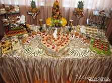 Пёстрое разнообразие фуршетных закусок: готовим своими руками