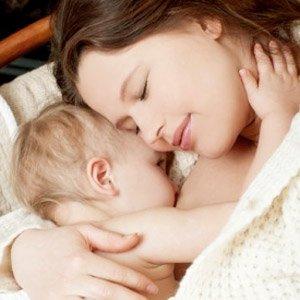 Сонник кормила грудью младенца