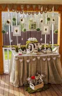 Свадьба в рустик стиле своими руками